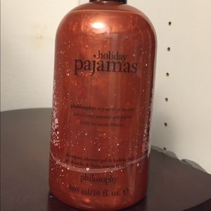 New Philosophy Holiday Pajamas Body Wash